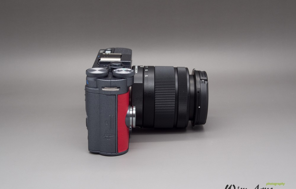 pentax Q-S1 with 02 Standard Zoom