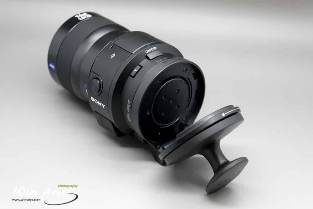 Sony QX1 review