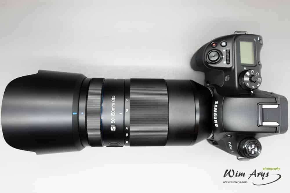 Samsung NX 50-150mm F2.8 S review