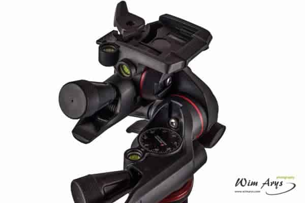 Manfrotto X-PRO 3-Way Head MHXPRO-3W