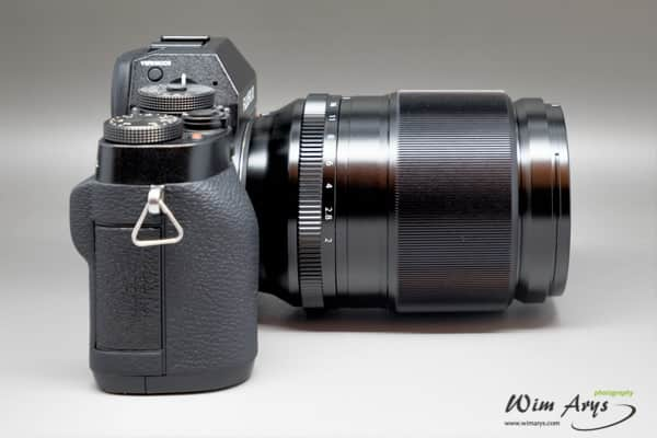 FUJINON XF90mm F2 R LM WR review