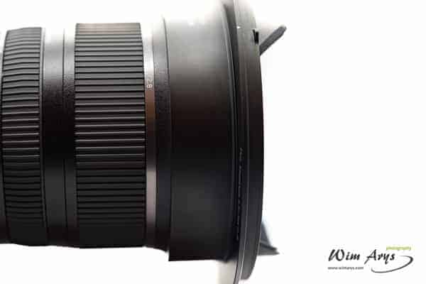 Haida 150 Series Filter Holder for Tamron 15-30mm f/2.8