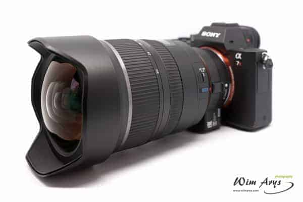 Tamron SP 15-30mm f/2.8 Di USD Lens Sony A-mount